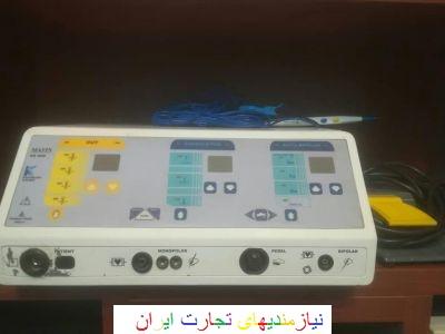 دستگاهای مراقبت در منزل تجهیز کامل کلینیک