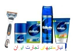 انواع ژیلت - Gillette Products