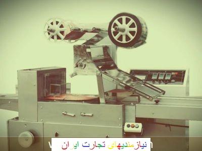 ماشین آلات بسته بندی جامدادی