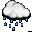 باران شدید