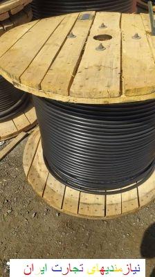 قیمت کابل آلومینیوم -زمینی  70+150*3 در تهران